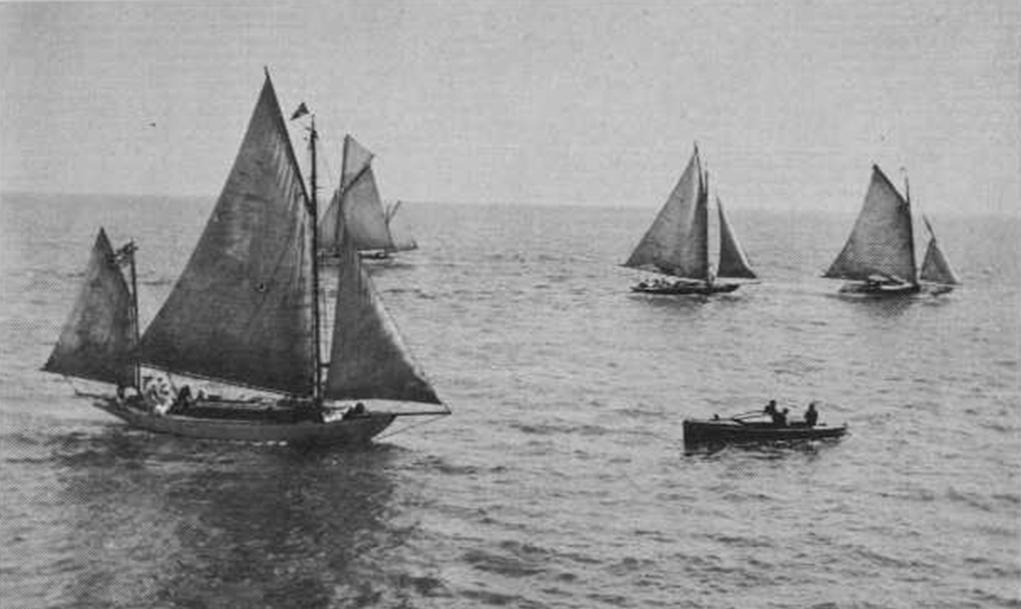 Race Start in 1919