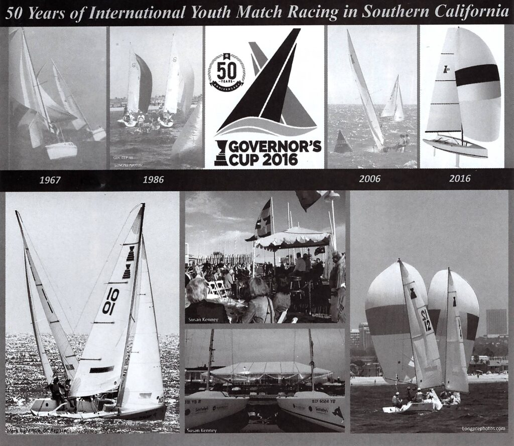 50th Governor's Cup Race compilation
