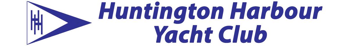 Huntington Harbour Yacht Club and burgee