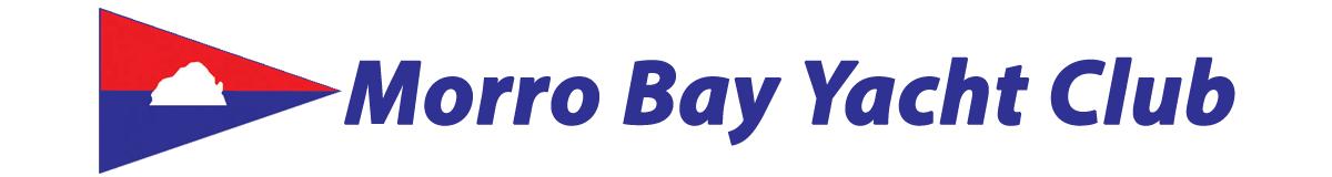 Morro Bay Yacht Club and burgee