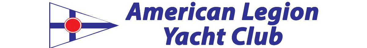American Legion Yacht Club and burgee