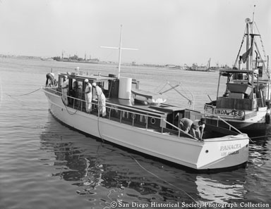 Charlie Chaplin's Boat