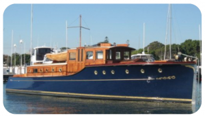 Yacht Blue Moon